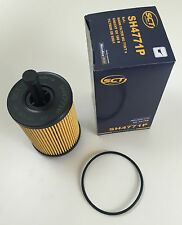 SCT GERMANY ÖLFILTER INKL. DICHTUNG DIVERSE AUDI VW SKODA SEAT OILFILTER