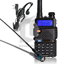 2015 Baofeng UV-5R VHF/UHF Dual Band Two Way Radio  Handheld Tranceiver+Antenna