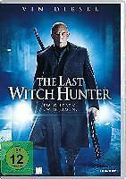 The Last Witch Hunter - Vin Diesel - DVD - Mit Vermietrecht NEU&OVP (G2)