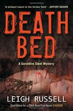 LEIGH RUSSELL __ DEATH BED ___ BRAND NEW ____  FREEPOST UK