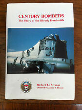 RARE Richard Le Strange 'Century Bombers' with SIGNATURES & other items (RM152)