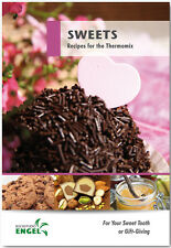 SWEETS recipes for Thermomix TM5 TM31 TM21 Kochstudio-Engel NEW in English