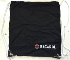 BACARDI RUM turn BUSTINA hippster Gymbag NUOVO OVP TESSUTO SPORT SACCA DECORAZIONE