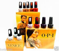 OPI Nail Polish Color VENICE COLLECTION 12 Colors + Display
