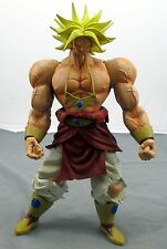 Dragonball Z Super Saiyan Broly Movie Figure 10'' Tall Jakks 2003