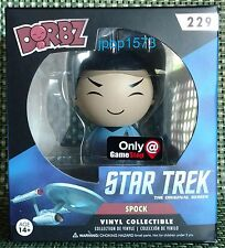 Funko Dorbz Star Trek Spock 50th Anniversary - GameStop Exclusive!