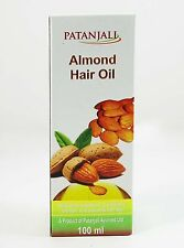 Patanjali Almond Hair Oil Strengthens Softens And Conditions The Hair 100ml