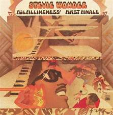 Fulfillingness First Finale (CD) by Stevie Wonder (SEALED, NEW) Shelf GS 2