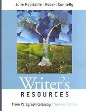 Writer's Resources: From Paragraph to Essay-ExLibrary