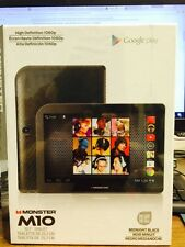 "NEW Monster M10 16gb Android 10.1"" Tablet  Google Play"