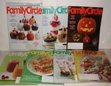Lot of 19 FAMILY CIRCLE Back Issues Magazine 2012, 2013, 2014.Great condition CK
