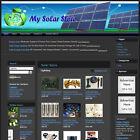 SOLAR PANEL STORE - Premium Website For Sale - Your Business Runs on Autopilot!