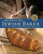 Secrets of a Jewish Baker: Recipes for 125 Breads from Around the World, Greenst