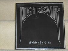 "NIGHTCRAWLER-""Soldier In Time"": SEALED 1989 private heavy metal + POSTER & PHOTO"