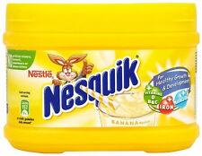Nestle Nesquik Banana Flavor Milk Shake 300 G (1 box) by Nestle