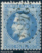 FRANCE EMPIRE N° 29 OBLITÉRATION GC 3484 ST AMAND DE VENDOME LOIR ET CHER