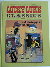 1x Comic - Lucky Strike Classics Band 5 - Lucky Luke gegen pat Poker (Hardcover)