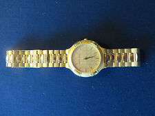 Pierre Cardin Quartz Watch Women's All Gold Tone Gold Tone Face