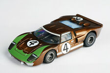 AFX 70340 Ford GT40 #4 Mark Donohue Slot Car HO Scale