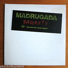 MADRUGADA - Majesty  Promo CD-Single  Virgin ‎– MAJESTY1