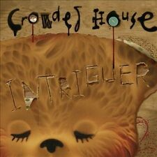 Intriguer 2010 by Crowded House Ex-library