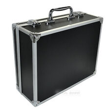 Large Luxury  Aluminium Alloy Tattoo Set Supplies Empty Carry Box Case Storage