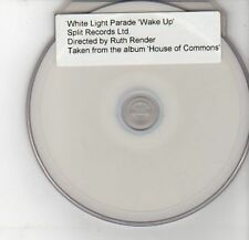 (DQ157) White Light Parade, Wake Up - DJ DVD