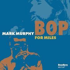 MURPHY,MARK Bop for Miles CD
