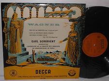 LXT 5026 Wagner Tristan Und Isolde Gotterdammerung Excerpts Carl Schuricht O/G