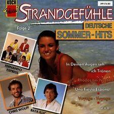 Strandgefühle Deutsche Sommer Hits / BATA ILLIC FERNANDO EXPRESS CHRIS WOLFF