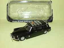CITROEN ID BREAK Gendarmerie Tour De France 1964 NOREV pour ATLAS
