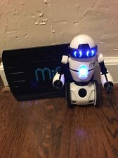 Wow Wee White MiP ROBOT With Ramp iDrive iOS Android iPhone