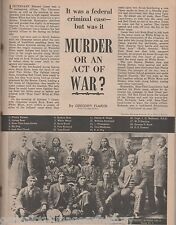 Plenty Horses Federal Trial - Murder or Act of War?+Cravens,Casey,White Moon