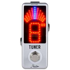 Rowin Chromatic Tuner Pedal Effect LED Display True Bypass for Guitar Bass  #EAL