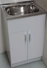 35L laundry sink with cabinet [ 2 door]