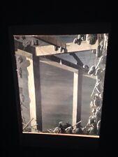 """Kay Sage """"Bird In The Room"""" American Surrealism 35mm Slide"""
