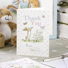 Thank You Cards x 10- Guess How Much I Love You-Birthday/Baby Shower/Christening