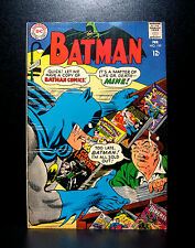 COMICS: DC: Batman #199 (1968) - RARE (flash/justice league/wonder woman)