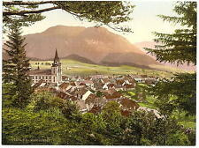 Mariazell General View Styria A4 Photo Print