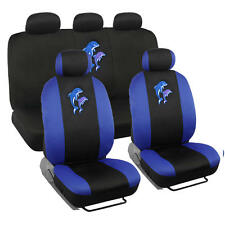 Dolphin Design Seat Covers for Car SUV Full Set