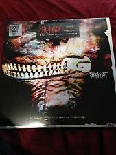 Slipknot - Vol. 3 (The Subliminal Verses) On Clear Vinyl Record Store Day RSD