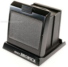 Zenza BRONICA WAIST LEVEL FINDER S for SQ SQ-A SQ-Ai SQ-Am (Spares or Repairs)