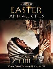 A Story of Easter and All of Us: Companion to the Hit TV Miniseries-ExLibrary