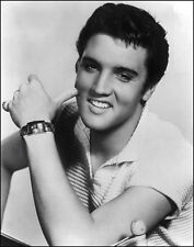 ELVIS PRESLEY UNSIGNED PHOTO - 1074 - BRIDGE OVER TROUBLED WATER & MY WAY