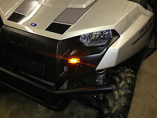 HIGH VISIBILITY LED Turn Signal Light Kit w/ HORN Polaris Ranger 900 XP