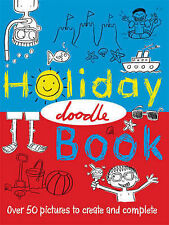 The Holiday Doodle Book (Buster Books), Nikalas Catlow, Good