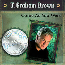FREE US SH (int'l sh=$0-$3) NEW CD Brown, T Graham: Come As You Are