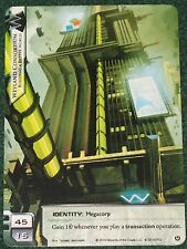 Android Netrunner LCG - BABW Weyland- Building a Better World promo alt art GNK
