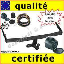 ATTELAGE remorque Renault Scenic II dès 2003- faisceau 13 broches complet / neuf