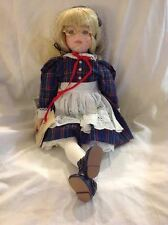 Gorgeous Betty Jane Carter Musical Kristen Doll Limited Edition Playmates Song